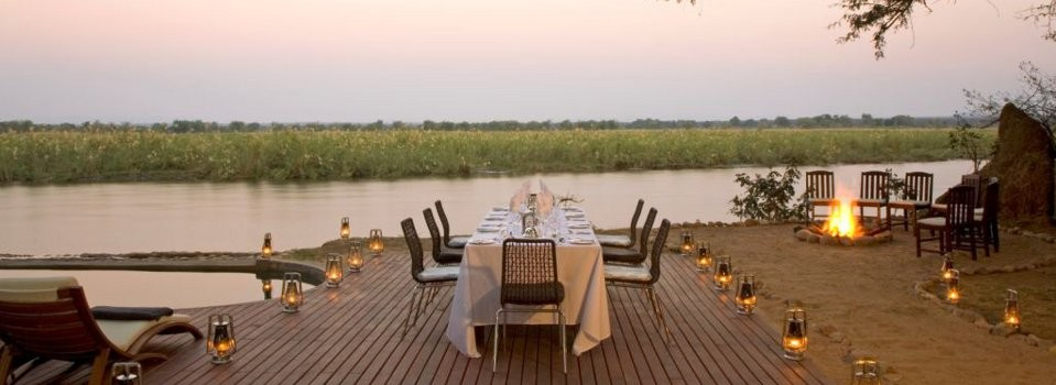 Intimate Dinners in Exclusive Locations